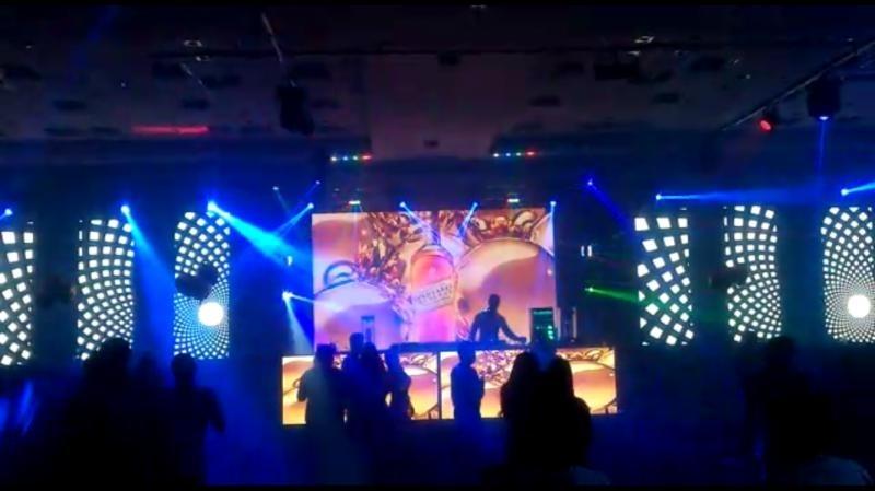 Painel de Led Indoor Santos - Painel Led P5 Indoor