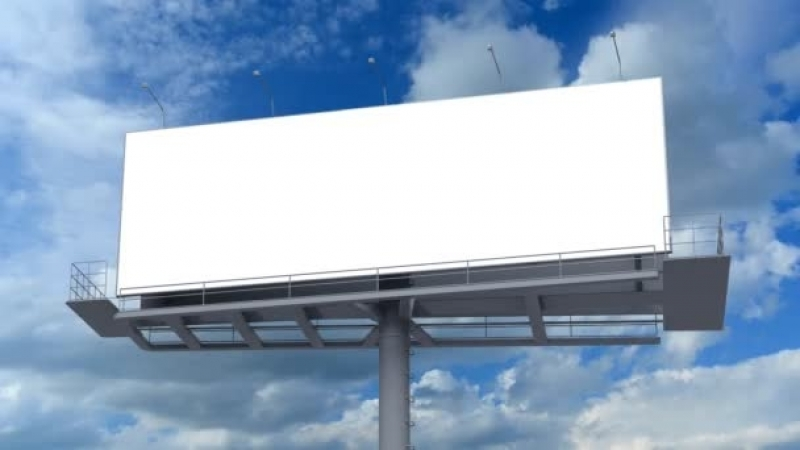 Painel Led Outdoor Juréia - Painel Led Outdoor