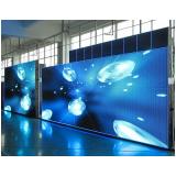 custo para locação de painel led indoor São Bernardo Centro