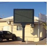 empresas de painel de led para publicidade Juquitiba