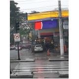 onde faz venda de painel led para posto Embu
