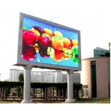 painel led outdoor de propaganda Bertioga