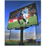 painel led outdoor p4 Barra do Una