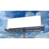 painel led outdoor Litoral Norte