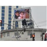 painel led para publicidade Praia de Maresias
