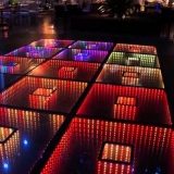 piso iluminado em led orçamento Itapevi