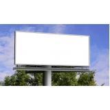 publicidade em painel em led outdoor