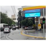 publicidade painel de led